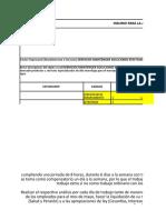 Administración de Salarios Tarea - Nomina