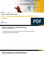 OpenSAP Lum1 Week 3 Unit 1 Apps on Offline Data Presentation