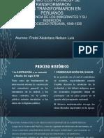 Inmigracion CHINA en El PERU (1)