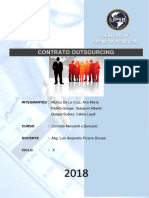 Contrato Outsourcing