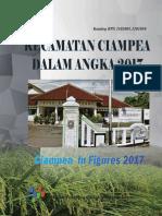 Kecamatan Ciampea Dalam Angka 2017