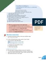 Chap 8 Descriptive Statistics