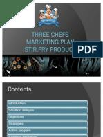 Three Chefs Marketing Plan_Final