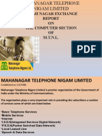 ppt on mtnl