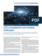 LEO Constellations&Tracking