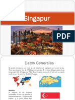 Diapositivas Singapur