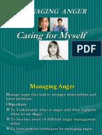 Anger Score Sheet