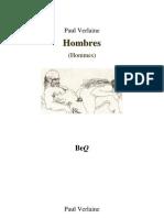 Verlaine Hombres