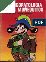 LA PSICOPATOLOGIA DE LOS MUÑEQUITOS