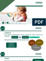 Clube da Criança - Asma