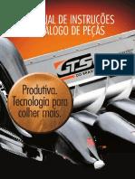 Manual e Catálogo de Peças Plataforma Produtiva GTS