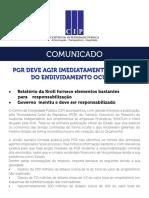 CIP Posicao Sobre Sumario de Auditoria Dos Emprestimos Com Garantias Do Estado(7)