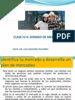 S4 - Sondeo Mercado