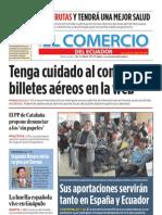 El Comercio del Ecuador Edición 238