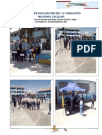 REPORTE DE EVALUACIÓN DEL IV SIMULACRO NACIONAL ESCOLAR.docx