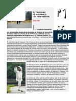 Nº 7 - TAICHI DE WUDANG I - Las 13 posturas.docx