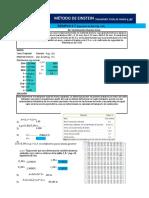Evaluación Del Poder Coagulante de La Tuna (Opuntia Ficus Indica) Para La Remoción de Turbidez y Color en Aguas Crudas.