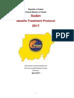 Sudan Malaria Protocol 2017