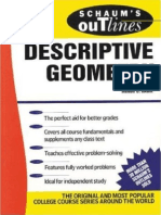 Schaum Descriptive Geometry
