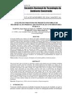 Entac_gestão Da Qualidade Em Projetos e Execução de Reformas Em Edifícios Comerciais