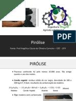 Pirolise - Aula 3