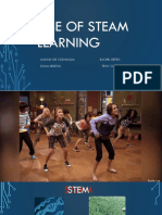 horizon report steam learning