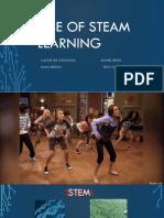 horizon report steam learning