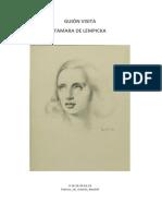 VISITA TAMARA DE LEMPICKA. ESPAÑOL