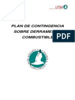 Plan cia Derrames Combustible