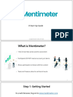 mentimeter tutorial