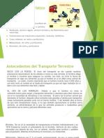 4 DIAPO El Transporte Turístico 22 10