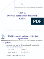 Cap2 Detectia Sgn Binare ZAGA 18