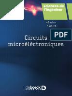 Circuits Microeltroniques