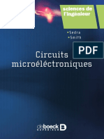 Circuits Microeltroniques