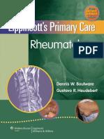Rheumatology Masud