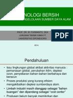 Teknologi Bersih