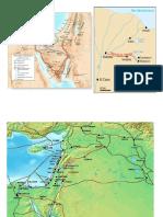 mapas de egipto
