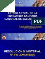 Expo Sic Ion Dr Villavicencio REUNION NACIONAL