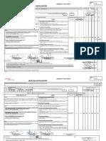Modelo de Matriz de Hallazgo Versión 01