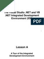 VB .NET Entorno Desarrollo