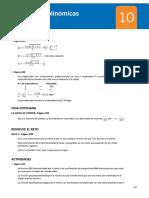 10 Funciones Polinomicas y Racionales