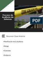 S02 - Proceso de Auditoria de Sistemas II