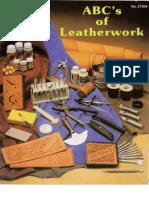 ABC Del Trabajo en Cuero - ABC of Leather Work