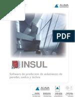 Software de Aislamiento Acustico Marshall Day Insul Caracteristicas Tecnicas (1)