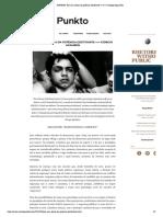 PUNKTO_ Por uma teoria da potência destituinte ▬▬▬ Giorgio Agamben