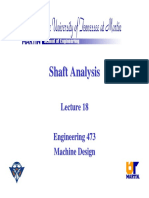 23845145 Shaft Analysis