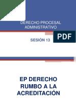 DERECHO ADMINISTRATIVO S13