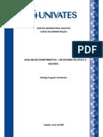 Banestes - Nm e Ns Tecnico Bancario (Tb-nm) Tipo 1