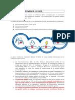 Recomendaciones ERC 2015 Principales Novedades