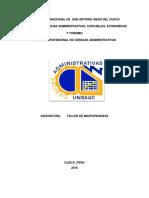 Micro Finanzas CAJA CUSCO